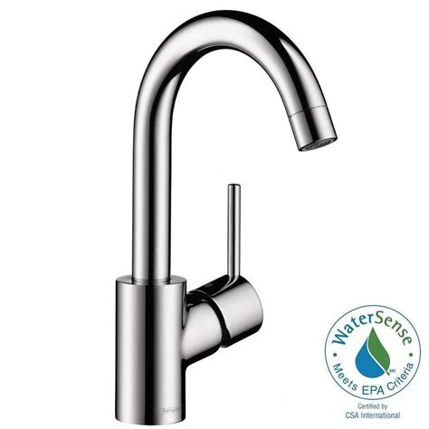 hansgrohe talis s kitchen faucet hansgrohe talis s 190 single 1 handle bathroom faucet