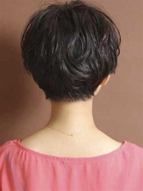cute short hairstyles  women   short