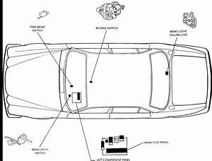 I Have A 1986 Jaguar Xjs  My Left And Right Turn Signals