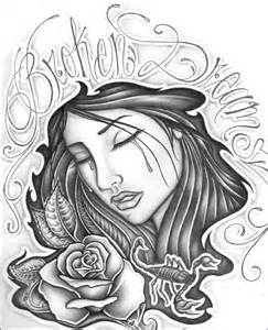 Art Lowrider Chicano Love Drawings