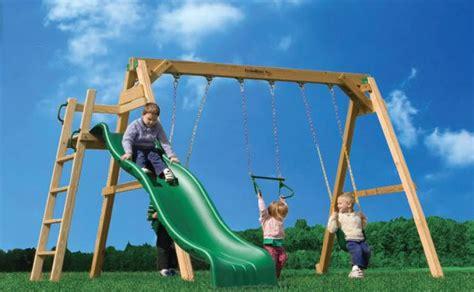 Kid Swing Set by Best 25 Swing Sets Ideas On Swing