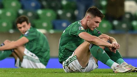 Northern Ireland relegated from Nations League B after ...