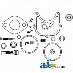 Ford 2600 Parts Diagrams