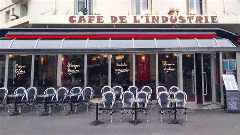 caf 233 de l industrie restaurant 1 avenue de la porte de