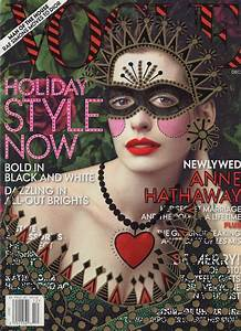 fashion magazine covers customised with bright vibrant