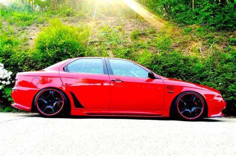 By Popular Demand  Japantuned Alfa 156 Speedhunters