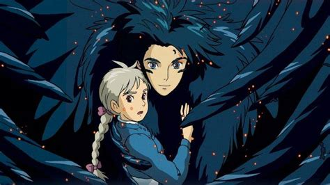 Moving Anime Wallpaper For Pc - studio ghibli howls moving castle anime wallpapers hd