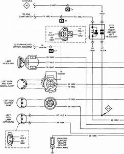 1990 Jeep Wrangler Tail Light Wiring Diagram