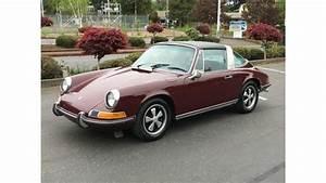 1970 Porsche 911E Targa Top YouTube