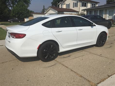 2015 chrysler 200 rims emblems and exhaust proplastidip
