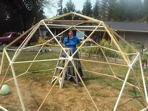 2v Geodesic Dome Connectors For 1x2 Lumber By Tara