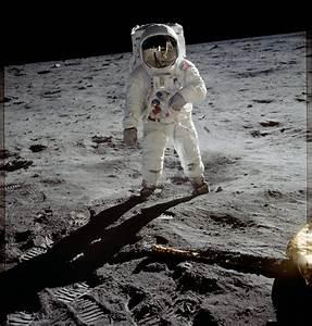 Buzz Aldrin on the Moon | NASA