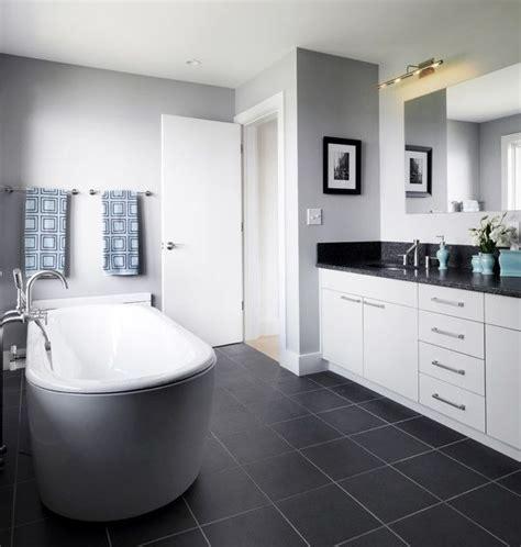 Grey Floor Tile Bathroom by 39 Grey Bathroom Floor Tiles Ideas And Pictures