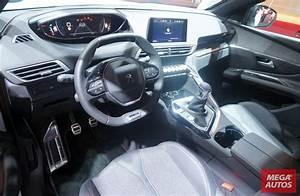 I Cockpit Peugeot 3008 : el nuevo peugeot 3008 llegar en 2017 mega autos ~ Gottalentnigeria.com Avis de Voitures