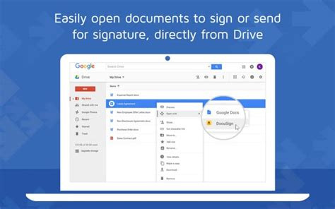 How to use Google docs to digitally sign a document ...