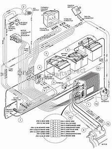 36 Volt Club Car Wiring Diagram Golf Cart