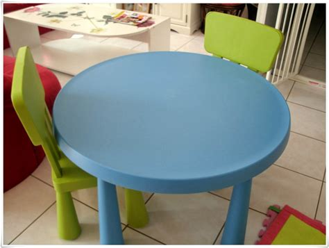 table chaise enfant ikea id 233 es de d 233 coration 224 la maison