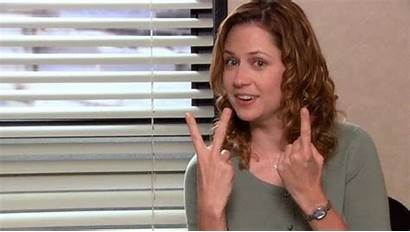 Jenna Pam Beesly Fischer Halpert Office Gifs