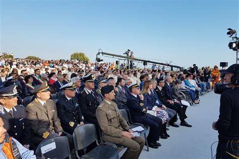 Capitaneria Di Porto Empedocle Visita Istituzionale Alla Capitaneria Di Porto Di Porto