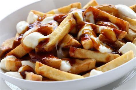 poutine cuisine la cuisine canadienne la poutine