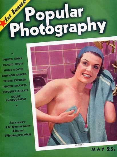 Popular Magazine 1937 Magazines Popphoto Issue March