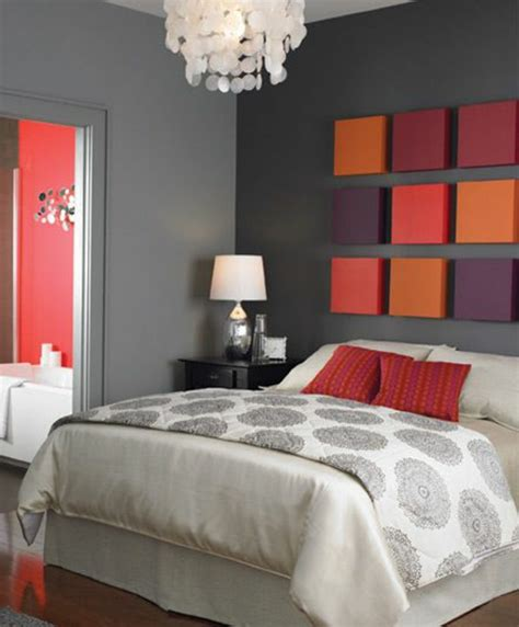 chambre avec mur en comment décorer sa chambre idées magnifiques en photos