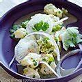 Ceviche De Cabillaud : ceviche au lait de coco cook 39 n 39 roll ~ Nature-et-papiers.com Idées de Décoration