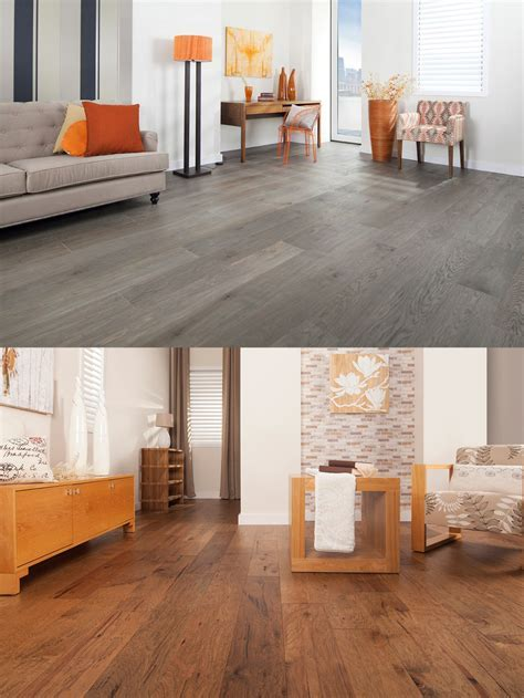 Oak Flooring vs. Hickory Flooring   Hickory Floors