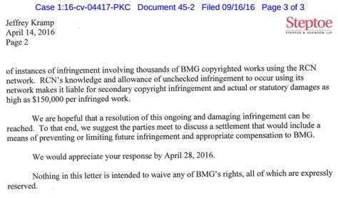 Bmg Pressed Internet Provider To Pay Piracy Compensation