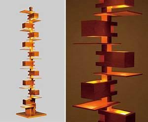 Retro to go frank lloyd wright taliesin 2 floor light by for Taliesin 2 floor lamp