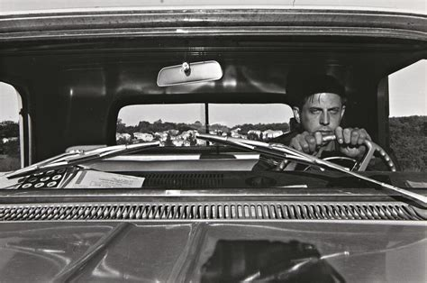 lee friedlander puts  selfies  shame american suburb