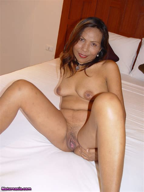 Sexy And Cute Mature Asian Granny