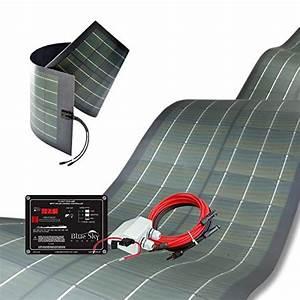 Unlimited Solar 400 Watt Rv  Marine Flexible Solar Panel