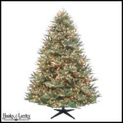 artificial fir christmas trees pre lit artificial fraser fir