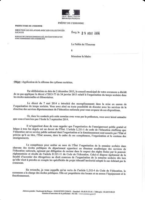 modele lettre de fermeture de dossier universitaire