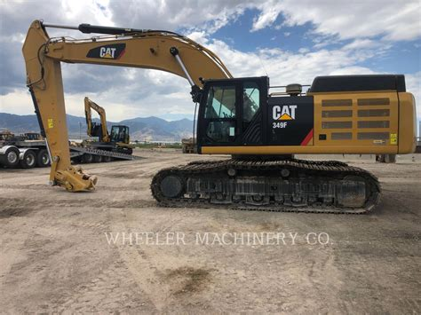 I am 70 years old and am not able to go on that holiday. Used 2019 Caterpillar 349F L for Sale | Wheeler Machinery Co.