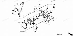 Honda Atv 2003 Oem Parts Diagram For Oil Pump