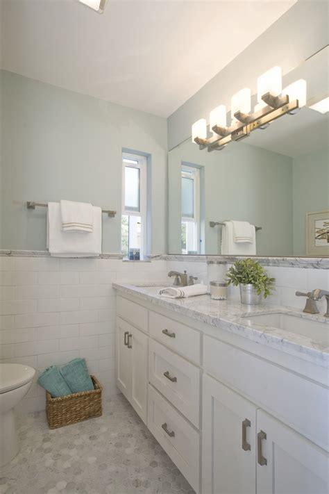 4x12 Subway Tile Bathroom by 4 215 12 Subway Tile Bathroom Midcentury With Bath Mats