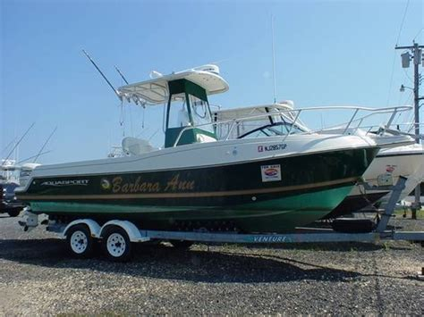 Craigslist Used Boats South Jersey by Aquasport New And Used Boats For Sale In New Jersey
