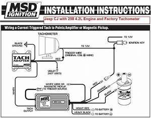 Msd Ignition 6al 6420 Wiring Diagram