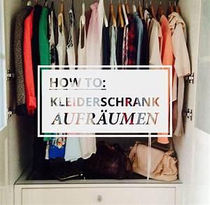 Kleiderschrank Sortieren Tipps : kleiderschrank aufr umen so einfach geht 39 sfashion up your life wohnen pinterest ~ Markanthonyermac.com Haus und Dekorationen