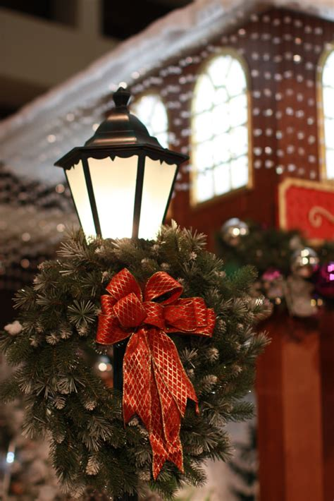 christmas l post decoration ideas img 8533 malina flickr