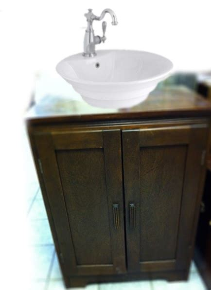 home depot vessel sink stand found this vintage cabinet that i will be turning into a