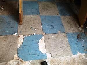 Removing old flooring and asbestos risk best4flooring for Vinyl flooring dangers