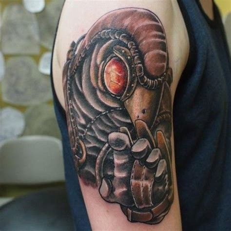 foto de Bioshock (With images) Bioshock tattoo Infinite tattoo