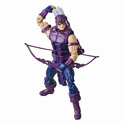 Marvel Hawkeye Legends Figure Retro Wave Figures