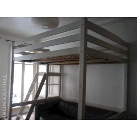lit mezzanine bureau blanc lit mezzanine fly clasf