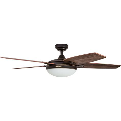 honeywell ceiling fan rubbed bronze finish 48 inch 50197 honeywell consumer store