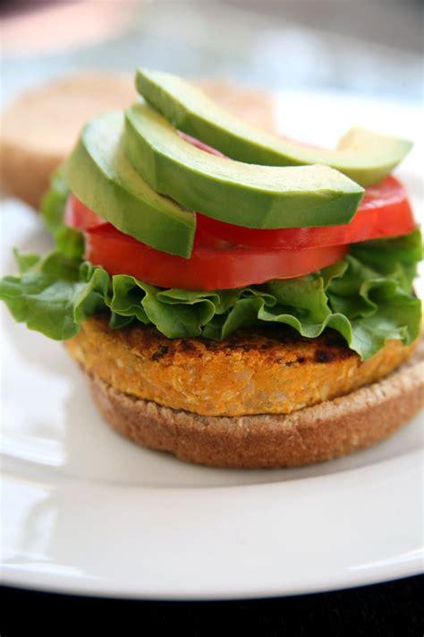 sweet potato veggie burger healthy sweet potato recipes