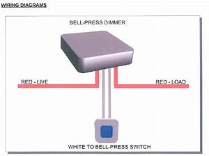 Clipsal Trailing Edge Dimmer Wiring Diagram
